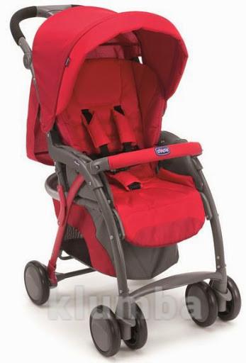 Прогулочная коляска Chicco Simplicity Plus Top с сумкой и чехлом для ножек фото №1