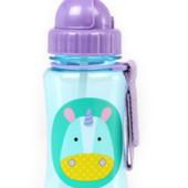 Бутылочка-поильник Skip Hop Единорог, огромный выбор, лучшая цена