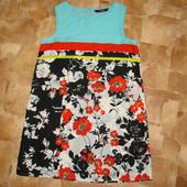 легенькое нарядное платье  George 6-7 лет(можно до 8 лет) состояние отличное