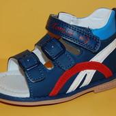 Распродажа детские сандалии ТМ Том.М код 0158 размеры 20, 21