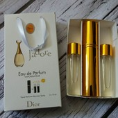 Духов по 15 мл 3 шт  J`adore Dior