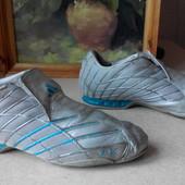 № 1417 кроссовки Adidas F33 кожа 44 бампи