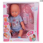 Пупс 8007 Warm baby кукла интерактивная пупсик аналог Беби Борн