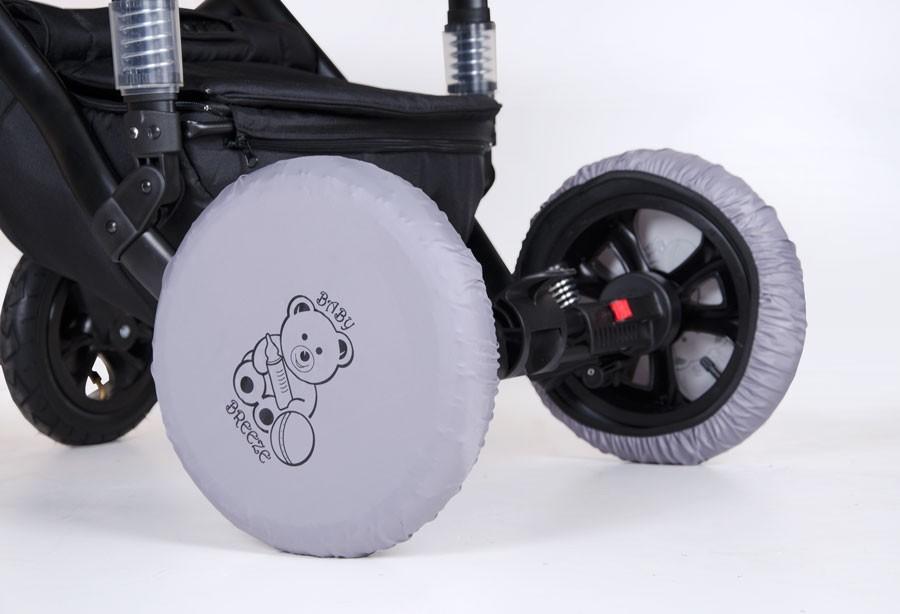 Чехлы на колеса детской коляски 0341 фото №5