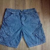 Шорты джинс  Owk  XL