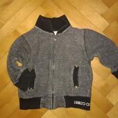 брендовый реглан куртка для мальчика от Zara