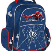 Рюкзак ортопедический для мальчика Spiderman SM14-510К