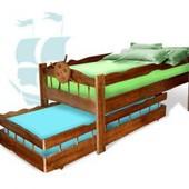 Кровать двухуровневая Афоня
