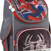 Рюкзаки школьные из Германии Kite - Spiderman-501, 510