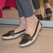 Новые туфли-мокасины  Geox 37р.