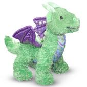 Волшебные мягкие игрушки ( единорог и драконы )