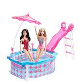Распродажа - Бассейн Barbie