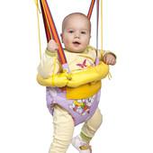 Прыгунки с обручем 3в1 (прыгунки,качеля,тарзанка). Опционально вожжи.