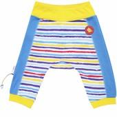 Smil, штанишки из коллекции Морские друзья, желтый