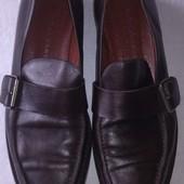 Мужские кожаные туфли Rene Lezard р.41