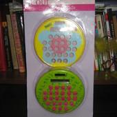 детский калькулятор mark spencer со сменной панелью новый