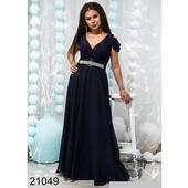 Элегантное вечернее платье 48/52р.21049