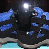 зимние ботинки chicco  Gore tex