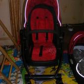Легкая коляска Graco Evo 2 в 1