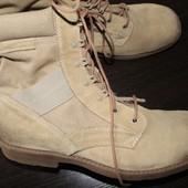 Оригинал ботинки Vagabond размер 43, стелька 29,5 см. Замша