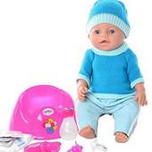 Кукла пупс Baby Born, беби борн, бейби бон, берн, лялька 8001 F