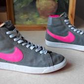 № 1497 кроссовки кеды Nike Blazer 37.5 кожа Оригинал