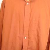 Стильная фирменная рубашка  сорочка Olimp.Хл. 42 .