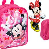 Рюкзак детский для садика Mишка Мінні