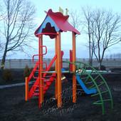 детский игровий комплекс