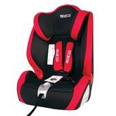 Автокресло Sparco F1000k Red, красный (Spc3005Rs)