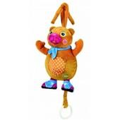 Распродажа - Мягкая игрушка с подсветкой Медвежонок Шоколад от Oops