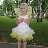 Прокат карнавальных, маскарадных и нарядных костюмов для детей - Бабочка, Фея
