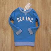 #23. Новый мега стильный свитшот H&M для мальчика, размер 12-18 месяцев. Внутри тонкий флис.