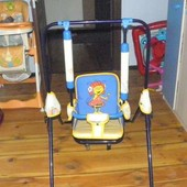 Качелі для маленьких діток