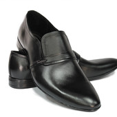 классические мужские туфли натур. кожа 3 модели