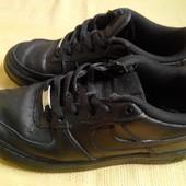 Кроссовки кожаные р.38 Nike Air AF1 (оригинал)