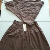 Костюм топ и юбка Ichi Италия Новая коллекция Будь модной!  оригинальная модель