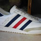 №1547 кроссовки Adidas Beckenbauer 40 кожа
