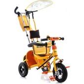 Трехколесный велосипед aзимут cафари azimut safari (колеса E V A) 4 цвета
