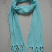 Фирменный шарф  длина 180 см