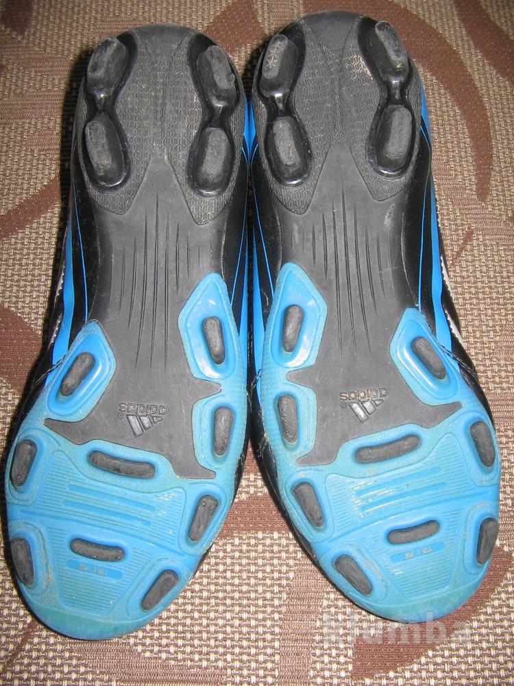 Бутси (копочки, бутсы) adidas 34 р. стелька 21,5 см оригінал в'єтнам фото №5