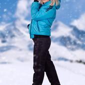 Зимний синтепоновый костюм под adidas