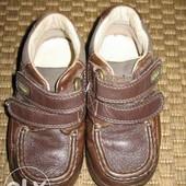 Черевики (ботинки) Clarks 24 р. (15,5 см). шкіра демисезон