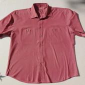 JeremiS. Мужская рубашка с коротким рукавом.