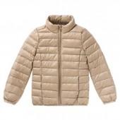 Стильная стеганная куртка Benetton размер 2 года в наличии