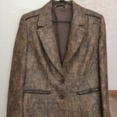 Фирменный пиджачок 46-48р!
