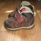 Детские демисезонные ботиночки Nike