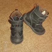 отличные фирменные сапожки ботинки от Bundgaard 24 р.