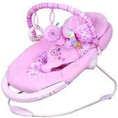 Кресло-шезлонг 50358 розовый