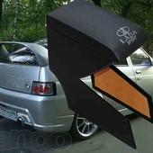 Подлокотник для Ваз 2112 материал кожзам цвета на выбор. Изготовлен специально для этой модели. 190г